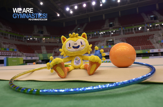 Rhythmic competition at the Rio 2016 Olympics gets underway Friday.