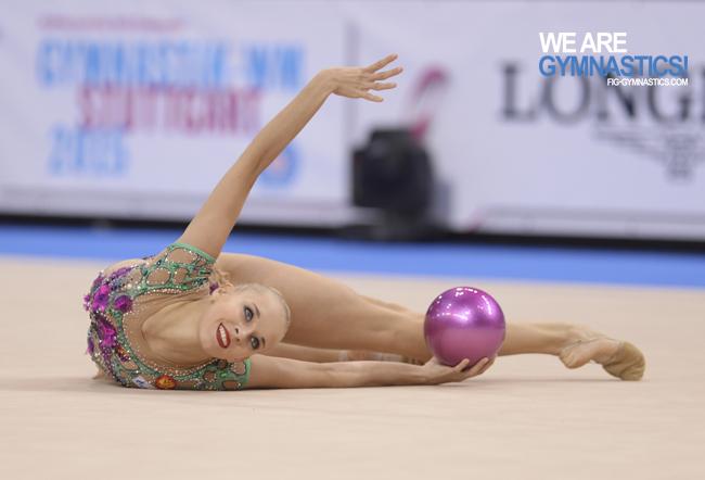 Yana Kudryavsteva (RUS)